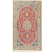 Link to 4' x 6' 10 Nain Persian Rug