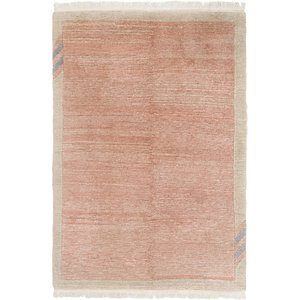 HandKnotted 4' x 6' Nepal Rug