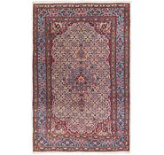 Link to 4' 10 x 7' 6 Mood Persian Rug