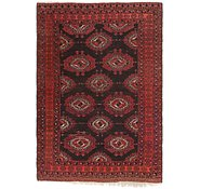 Link to 4' 5 x 6' 6 Balouch Persian Rug