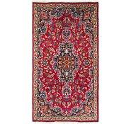 Link to 4' x 7' 4 Mashad Persian Rug