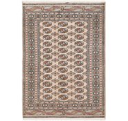 Link to 4' 3 x 6' Bokhara Oriental Rug