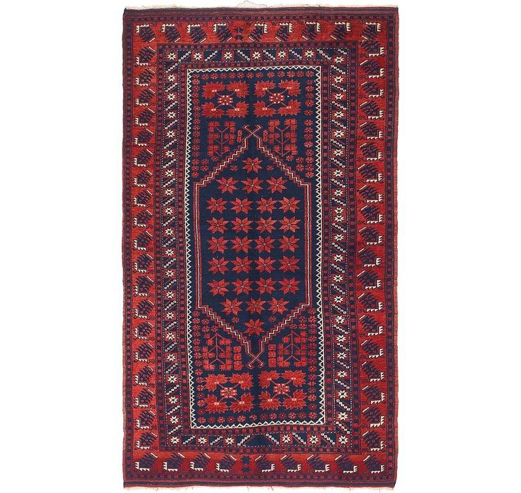 115cm x 205cm Kars Oriental Rug