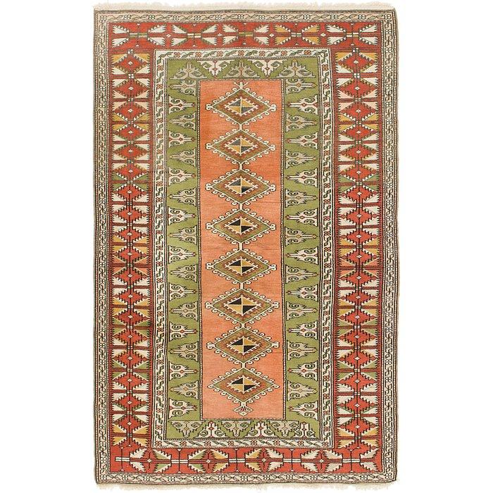 4' 6 x 7' 2 Yalameh Persian Rug