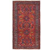 Link to 3' 8 x 6' 8 Hamedan Persian Rug