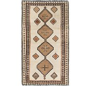 Link to 3' 6 x 6' 8 Shiraz-Gabbeh Persian Rug