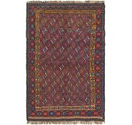 Link to 4' 3 x 6' 8 Shiraz Persian Rug