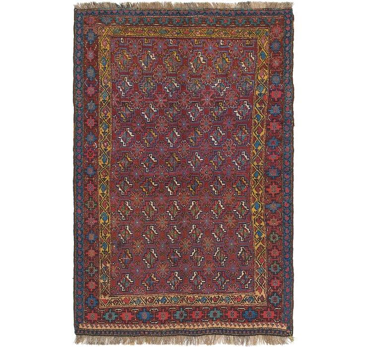 130cm x 203cm Shiraz Persian Rug