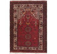 Link to 3' 7 x 5' 2 Balouch Persian Rug