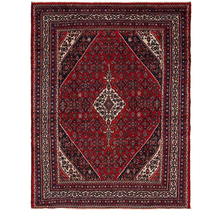 8' 10 x 11' 8 Hamedan Persian Rug