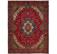 Link to 9' 9 x 12' 7 Tabriz Persian Rug