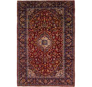 Link to 8' 2 x 12' Mashad Persian Rug