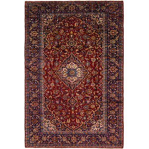 Link to 250cm x 365cm Mashad Persian Rug item page