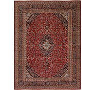 Link to 9' 9 x 13' Mashad Persian Rug
