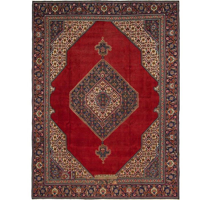 9' x 12' 2 Tabriz Persian Rug