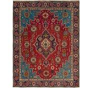 Link to 9' 5 x 12' 4 Tabriz Persian Rug
