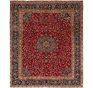 Link to 9' 4 x 11' Kashmar Persian Rug