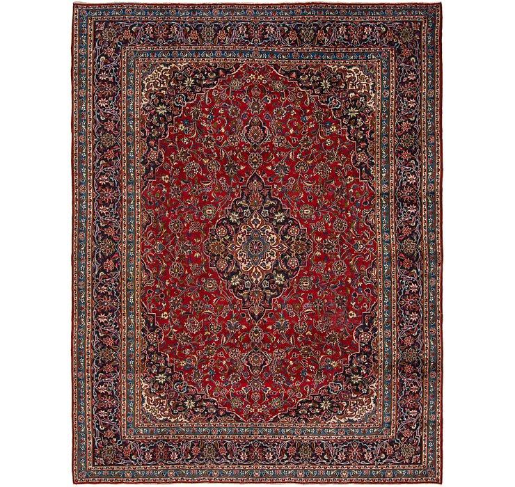 290cm x 380cm Kashan Persian Rug