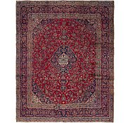 Link to 9' 10 x 11' 9 Mashad Persian Rug