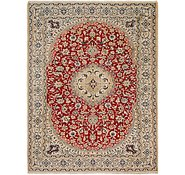 Link to 9' 7 x 12' 9 Nain Persian Rug