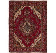 Link to 9' 4 x 13' Tabriz Persian Rug