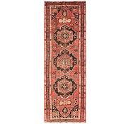 Link to 3' 5 x 10' Khamseh Persian Runner Rug