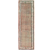 Link to 3' 3 x 10' 8 Farahan Persian Runner Rug