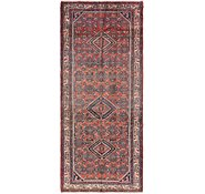 Link to 110cm x 250cm Hossainabad Persian Runner Rug