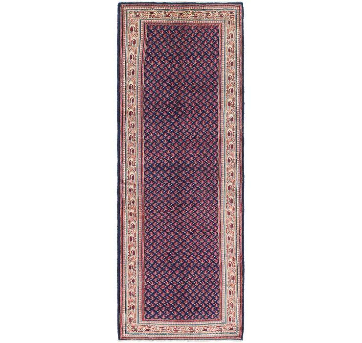 3' 9 x 10' 10 Mahal Persian Runner Rug