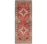 Link to 3' 5 x 9' 4 Hamedan Persian Runner Rug