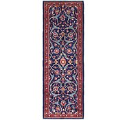 Link to 115cm x 335cm Mahal Persian Runner Rug