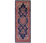 Link to 3' 7 x 10' 4 Shahrbaft Persian Runner Rug