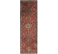 Link to 3' 7 x 12' 9 Gharajeh Persian Runner Rug