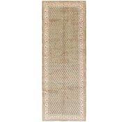 Link to 107cm x 305cm Farahan Persian Runner Rug