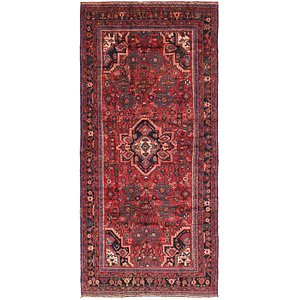Link to 6' 2 x 11' Hossainabad Persian Ru... item page
