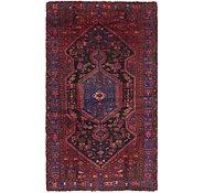 Link to 4' 3 x 7' 8 Zanjan Persian Runner Rug