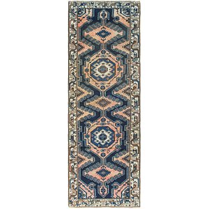 Link to 3' 3 x 9' 5 Hamedan Persian Runner... item page