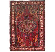 Link to 4' 8 x 6' 5 Hamedan Persian Rug