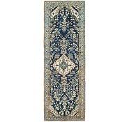 Link to 110cm x 343cm Farahan Persian Runner Rug