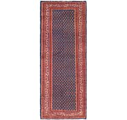 Link to 3' 8 x 9' 8 Farahan Persian Runner Rug