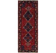 Link to 110cm x 297cm Khamseh Persian Runner Rug