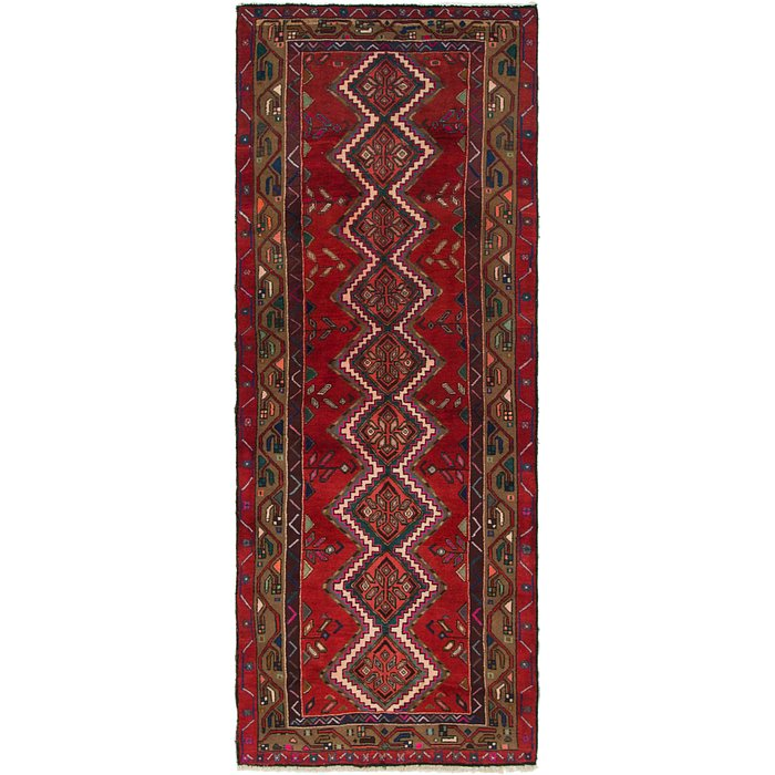 3' 7 x 9' 7 Chenar Persian Runner Rug