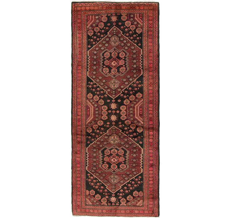 4' 2 x 10' 6 Saveh Persian Runner Rug