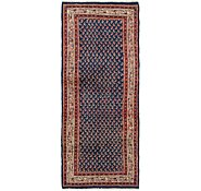 Link to 3' 6 x 9' 1 Farahan Persian Runner Rug