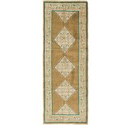 Link to 3' 5 x 9' 6 Farahan Persian Runner Rug