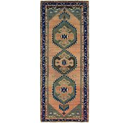 Link to 3' 7 x 9' 4 Saveh Persian Runner Rug