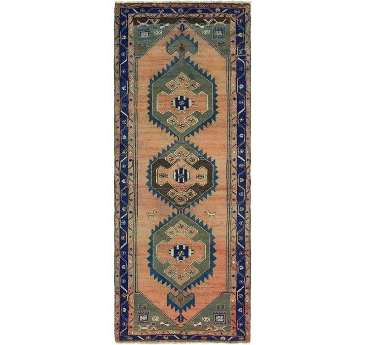 3' 7 x 9' 4 Saveh Persian Runner Rug
