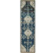Link to 2' 8 x 10' 7 Hamedan Persian Runner Rug