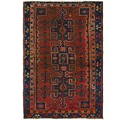 Link to 3' 10 x 6' 1 Hamedan Persian Rug