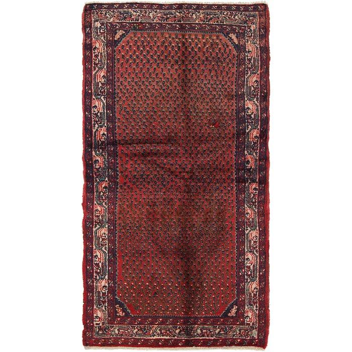 3' 5 x 6' 7 Hamedan Persian Rug